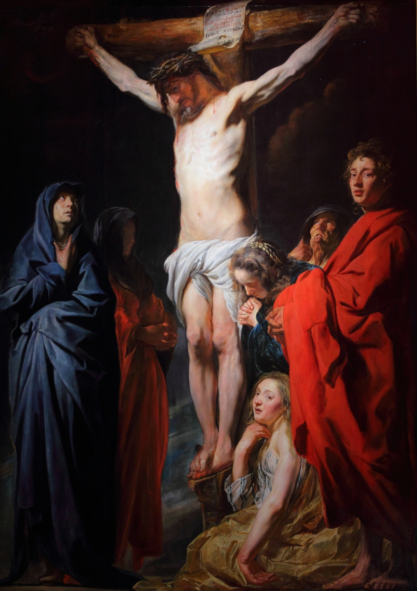 Crucifixion_by_Jacob_Jordaens