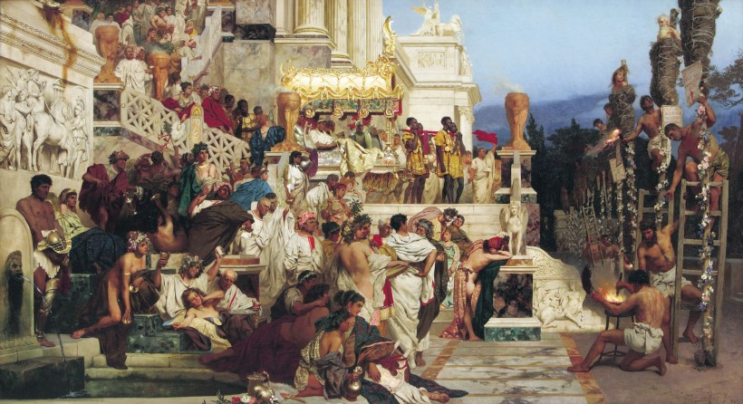 first martyrs of rome