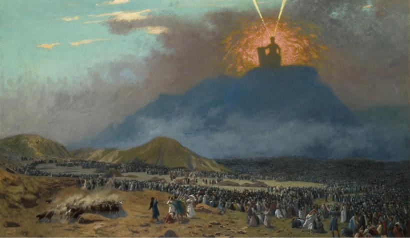 Gérôme,_Jean-Léon_-_Moses_on_Mount_Sinai_Jean-Léon_Gérôme_-1895-1900