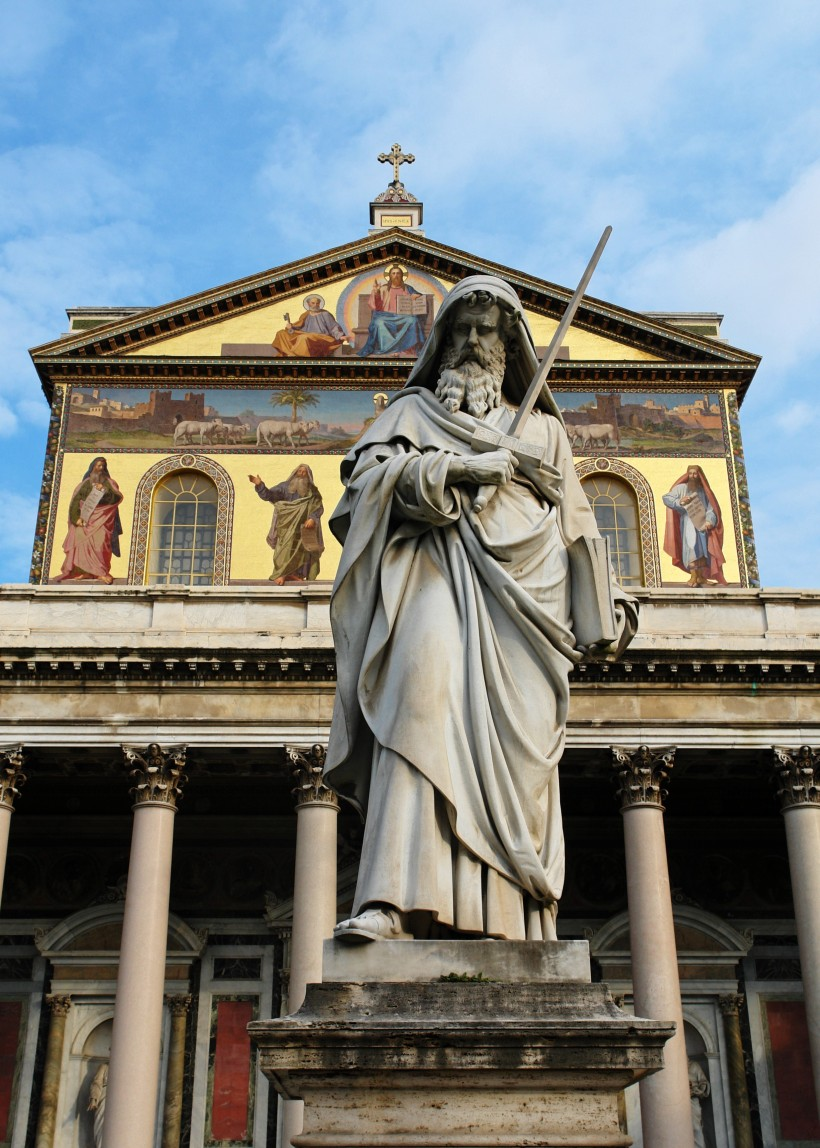 Front_of_the_Basilica_of_Saint_Paul_Outside_the_Walls_-_Roma_-_Italy.jpg