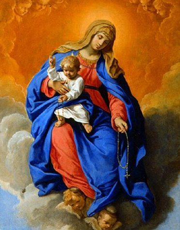 Simone_Cantarini_-_Our_Lady_of_the_Rosary_with_Child